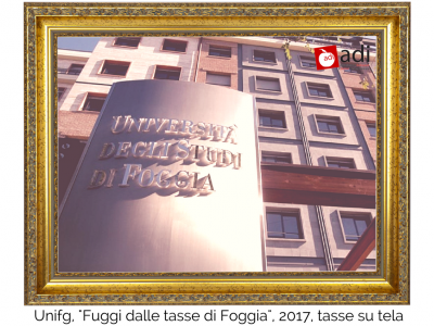 Università di Foggia: 1500 euro di tasse sul dottorato