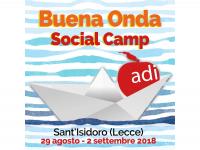 Buena Onda Social Camp 2018: in campeggio con l'ADI!